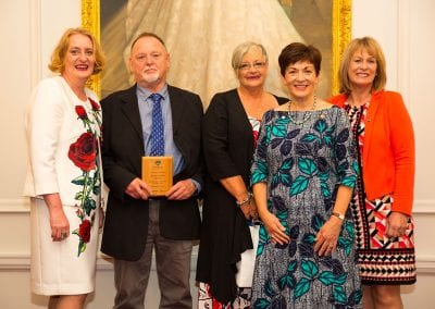 Dassler's - Excellence in Foster Care Awards