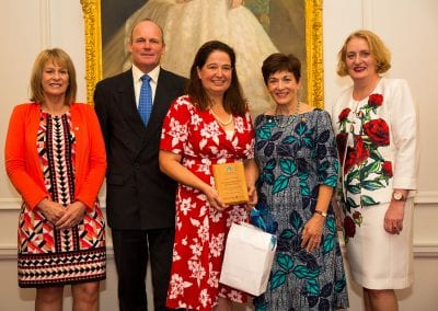 Kaye / Kerr - Excellence in Foster Care Awards