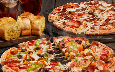 Pizza for Care Whānau